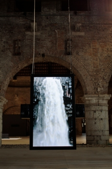 Installation view | One of a thousand ways to defeat entropy | 54th Venice Biennale | Arsenale Novissimo | Venice | 2011